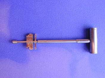 Chiavi e serrature for Estrarre chiave rotta da cilindro